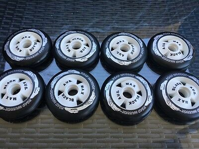 Inline Skate Scooter Wheels 100Mm - Brand New - Pack Of 8