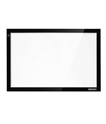 Light Box Gift Dbmier A3 Ultra Thin Artcraft Tracing LED Light Pad Active Area