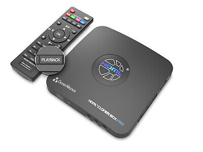 HDML-Cloner Box Pro, capture streaming videos or games and play back instantly.