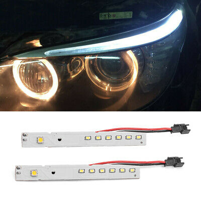 For 08-10 Bmw E60 LCI 5 Series M5 525i 535i 550i Led Eyelid Eyebrow Module Light