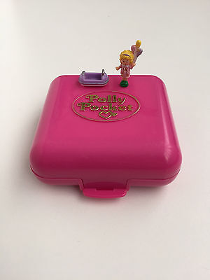 Vintage Polly Pocket Bluebird 1989 Polly's World *COMPLETE*