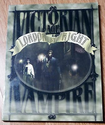 Victorian Age: Vampire – London by Night