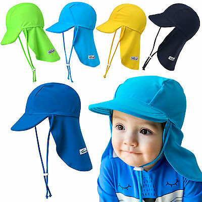 "Vaenait Baby Clothes Toddler Kids Boys Swimming Flap Cap ""Boys UV Sunhat"" 1T-7T"