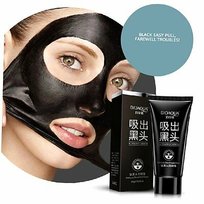 BIOAQUA Remove Blackhead Face Mask Black Remover Deep Cleansing Purifying Peel w
