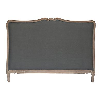 King Bedhead   Headboard   French Provincial   Hand Carved   RRP $849