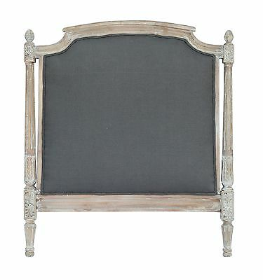 Single Bedhead   Headboard   French Provincial   Hand Carved   RRP $549