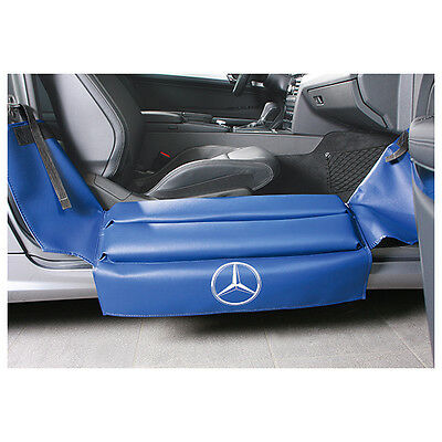 Mercedes-Benz Classic Door Entry Plate Protective Cover