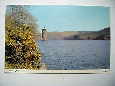 VYRNWY LAKE, POWYS, 1970s, coloured, unposted, VG cond
