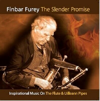 Finbar Furey - The Slender Promise (2015, Irish Traditional Music CD)