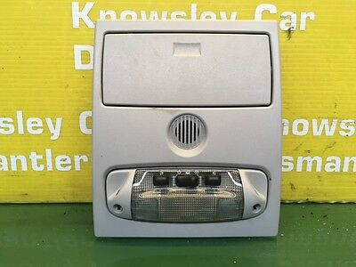 Ford Mondeo Mk4 (07-14) Interior Roof Light With Sun Glasses Compartment
