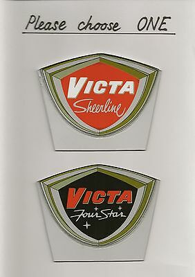 Victa Sheerline and Four Star Vintage Mower Repro Plastic Shield