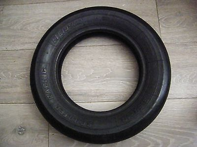 Lambretta 3.50 10 racing slick tyres scooter sprint TS1 GP TV SX Vespa tire tyre