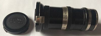 Vintage Carl Zeiss Sonnar F4/135mm Camera Lens