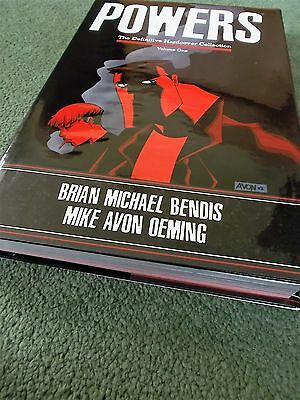 Powers: The Definitive Hardcover Collection. Volume 1. Adults Mint Condition