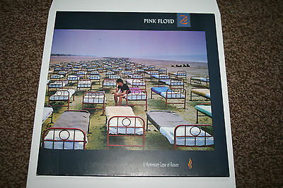 "Pink Floyd ""A Momentary Lapse Of Reason"" Vinyl LP A1/B2 Excellent Condition"