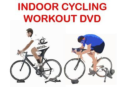 Indoor Cycling Interval Cardio Workout Dvd - Spinning