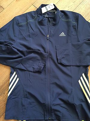 Mens Adidas Questar Running Jacket Size M New Without Tags
