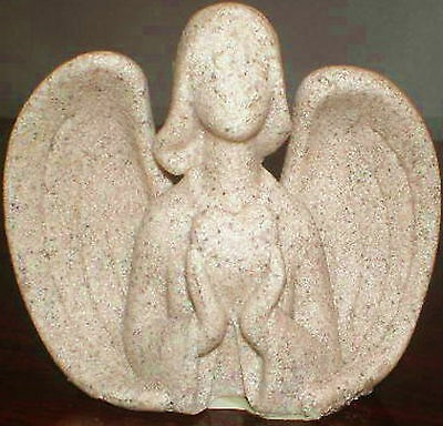 Latex Craft Mould Angel Holding Heart Reusable Art & Crafts Hobby Business