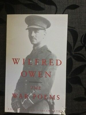 The War Poems of Wilfred Owen by Wilfred Owen (Paperback, 1994)