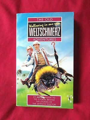 Doctor Who - Wallowing in Our Own Weltschmerz - MINT, OUT OF PRINT