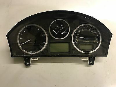 Landrover Discovery 3 Dash Clock Instrument Panel YAC502440