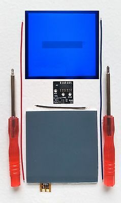 Backlight kit for Nintendo Gameboy and Pocket with Bivert Chip mod