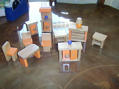 large dolls house furniture