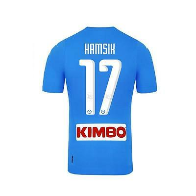 NAPOLI hamsik Soccer Home Jersey for US size XL