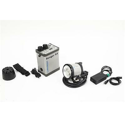 Elinchrom Ranger RX 1100w/s Battery Operated Pro 1-Light KIT with Ranger A Head
