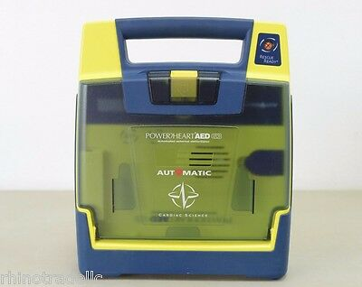 Cardiac Science 9300A PowerHeart Automatic AED G3