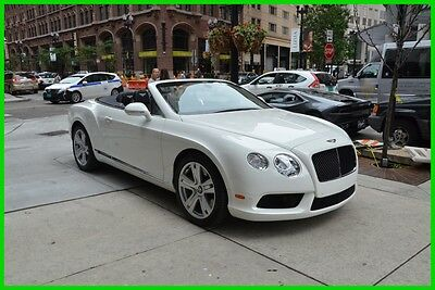 2013 Bentley Continental GT RUDY@7734073227 OWN FOR AS LOW AS $1235 MNTH 2013 V8 Used Turbo 4L V8 32V Automatic AWD Premium