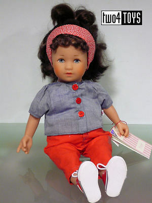 Kathe Kruse CHILD OF FORTUNE DELIA PLAY DOLL - 42cm/16.8in - NIB - RETIRED