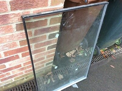 double glazed clear unit