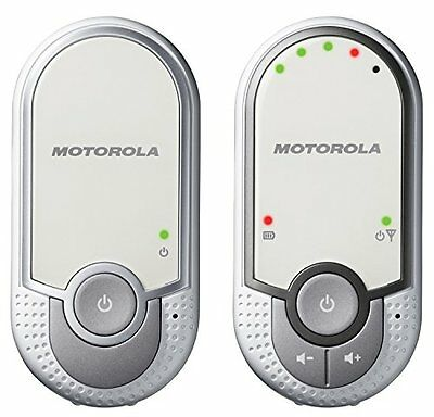 Digital audio baby monitor Motorola MBP 11