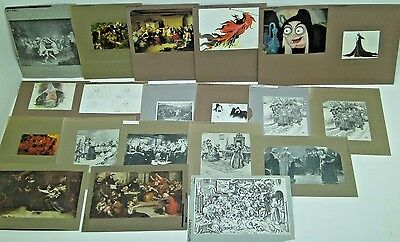 20 Vintage Witch Witchcraft Images Prints Photos 1700's & Up Carnegie Library