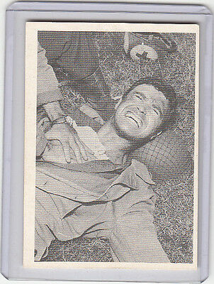 1964 Donruss Combat # 23 Wounded! EXMT!