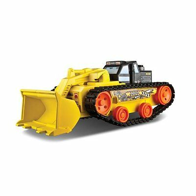 Power Builds Front Loader, circa 17 cm - Maisto 582034 -