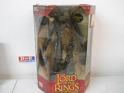 The Lord Of The Rings Two Towers Electronic Sound Action Figure Treebeard Figure