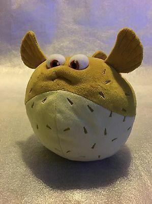 Official Disney Store Exclusive Finding Nemo Bloat PufferFish Plush Soft Toy VGC