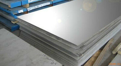 Stainless Steel Sheets, Wall Cladding/Canopy - 2m X 1m