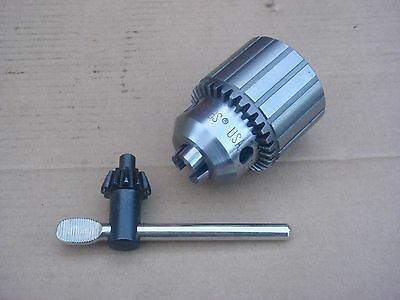 UNUSED JACOBS No 36 DRILL CHUCK 3/16 - 3/4, WITH CHUCK KEY