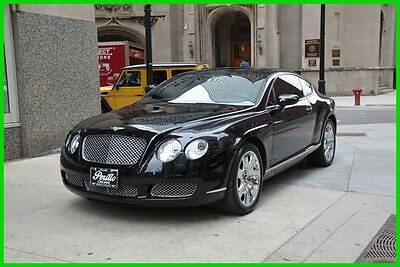 2006 Bentley Continental GT GT Coupe 2-Door 2006 Used Turbo 6L W12 60V Automatic AWD Premium