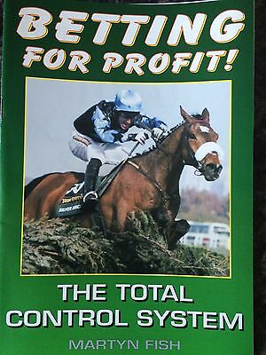 Horse Racing System - Total Control System - Betting For Profit