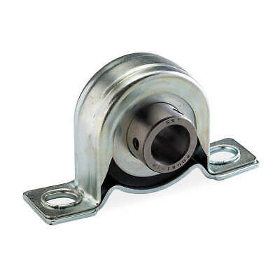 "DAYTON Pillow Block Bearing,Ball,1/2"" Bore, 2X403"
