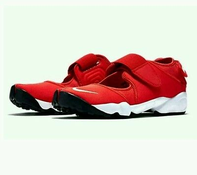 Mens Nike Air Rift MTR Trainers UK Size 9 Red