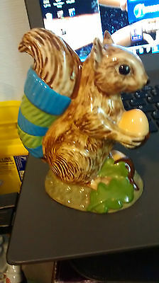 Wade Figure Tail Warmer Squirrel Limited Edition Of 1,000