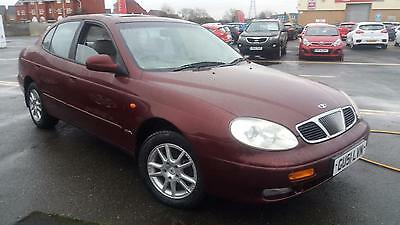 2001 51 Daewoo Leganza 2.0 Cdx-E Automatic.great Value For Money.full Leather .