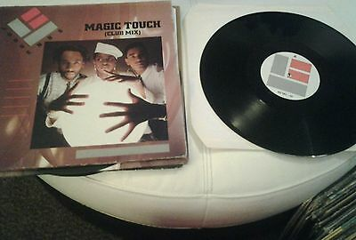 ".Loose Ends - Magic Touch (4 trk 2x12"" Gatefold Sleeve / 1985) nr mint"