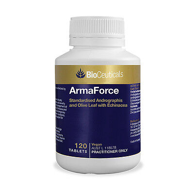 BioCeuticals ArmaForce 120 Tablets - Immune Health Booster