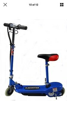 kids electric scooter with seat